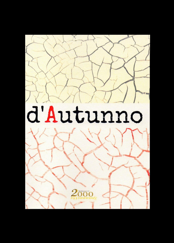 """""""Midnight in Paris"""" di Diego C. de la Vega in """"d'Autunno""""aa.vv. Edizioni2000diciassette ISBN9788894221923"""